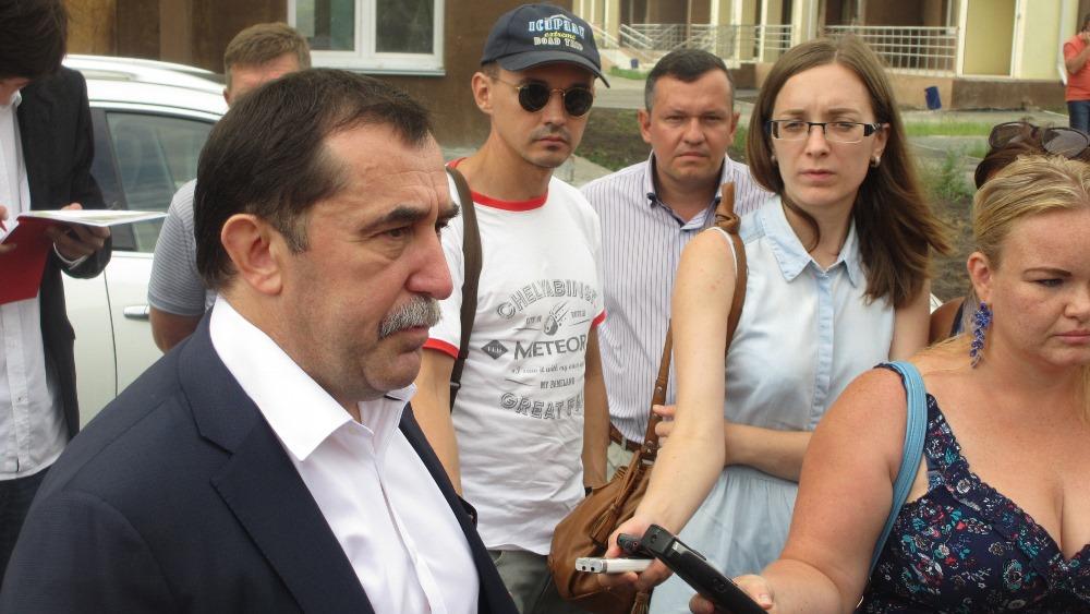 Как сообщил агентству «Урал-пресс-информ» пресс-секретарь ООО «Гринфлайт» Кирилл Кочкин, еще в фе
