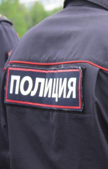 Полицейские Чел