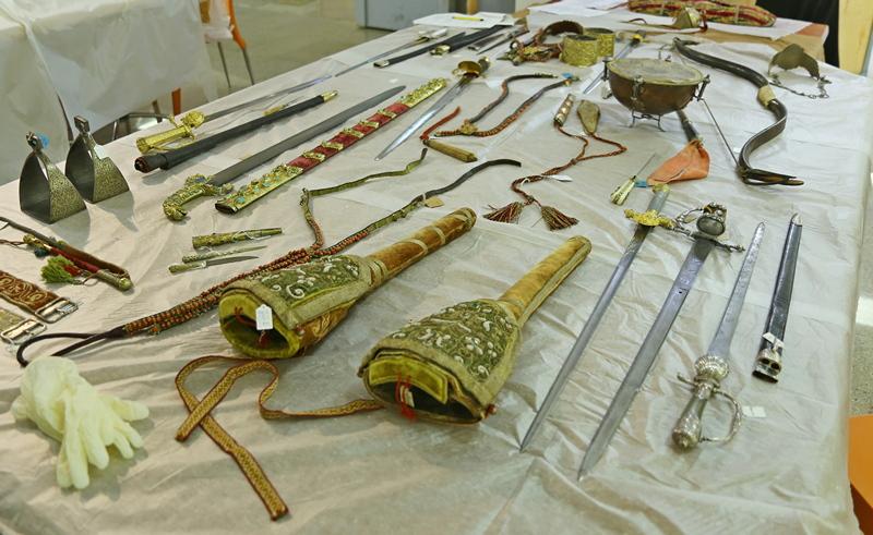 В Челябинске состоится открытие выставки «Охота при дворе российских государей XVII–XVIII веков»,