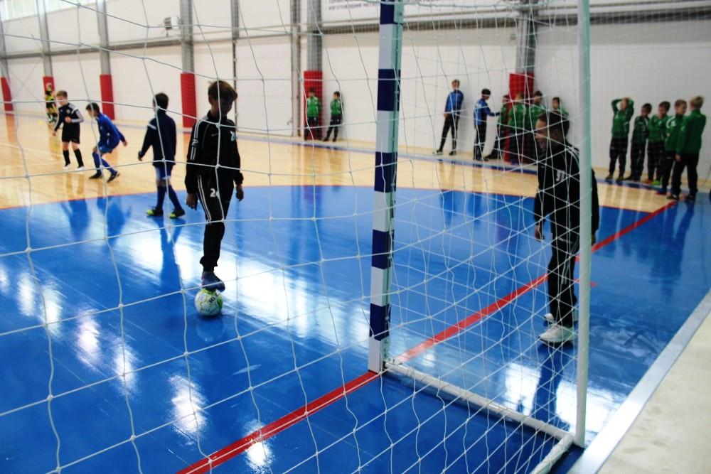 В спорткомплексе «Метар-Спорт» сегодня, 29 сентября, состоялось торжественное открытие игрового з