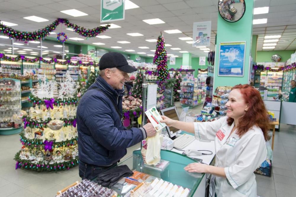 В год своего 20-летия сеть аптек «Классика» позаботилась о клиентах челябинских аптек, пригласив