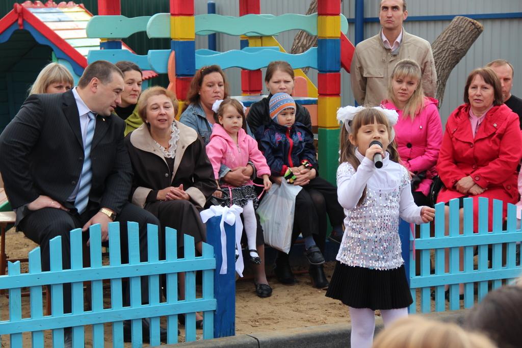 Главный инженер Максим Копачев пояснил, что сложность строительства детского сада заключалась в о