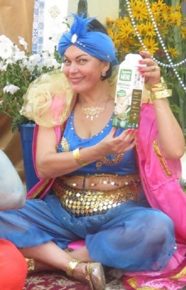 В Челябинске 17-го августа в парке Гагарина прошла 18-я городская выставка-ярмарка «Цветов и плод