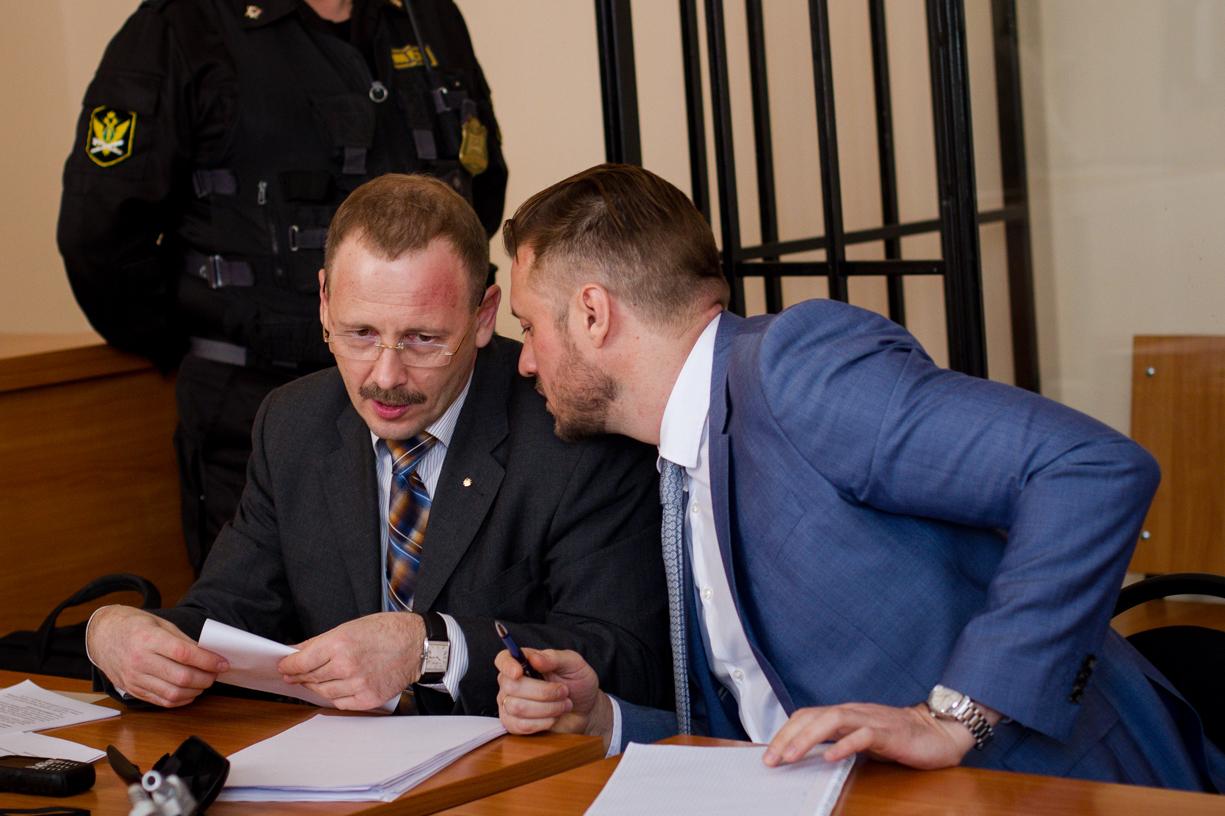 Бывший вице-губернатор Челябинской области Николай Сандаков, признанный виновным в мошенничестве