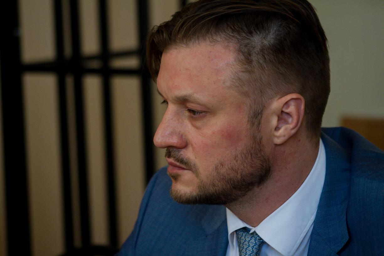 Елагин рассказал, что познакомился с Николаем Сандаковым в октябре 2010 года во время предвыборно