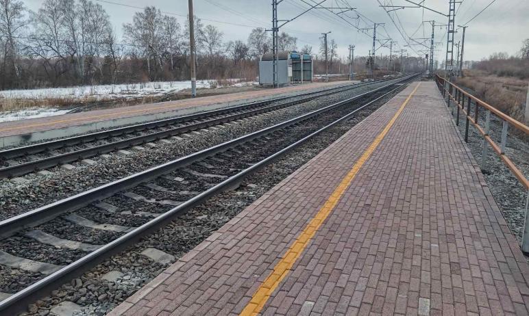В Челябинской области задержаны дети, которые положили на рельсы камень, чтобы посмотреть, что пр