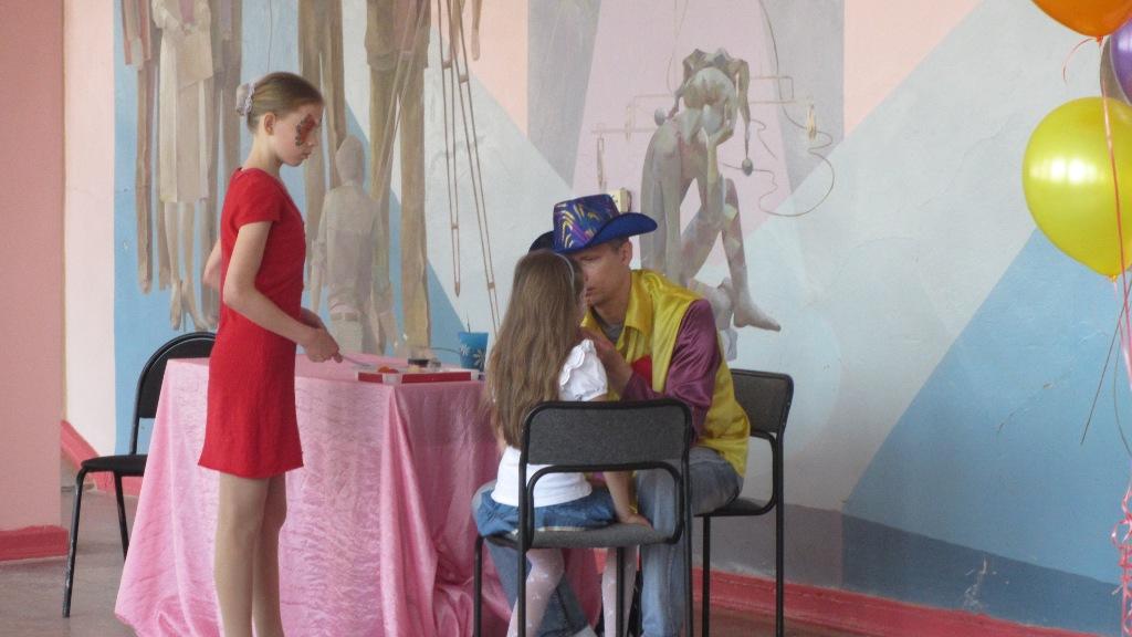 12 июня в 11 часов начнется спектакль «Путешествие барона Мюнхгаузена» (Кинотеатр