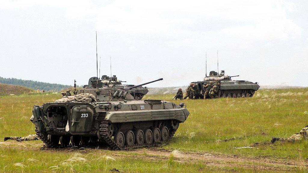 В состав группировки оперативного штаба входили подразделения со всех силовых ведомств. Всего в м