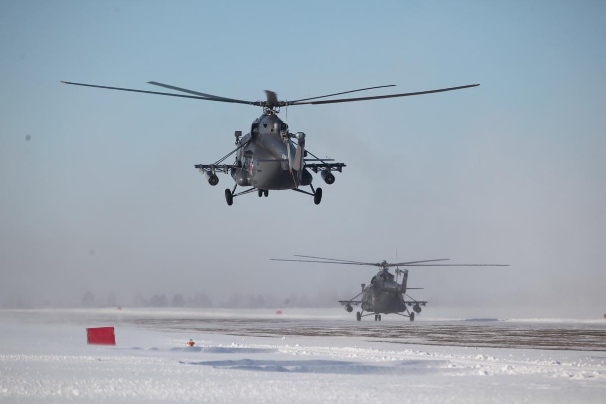 Как сообщил агентству «Урал-пресс-информ» помощник командующего войсками ЦВО полковник Ярослав Ро