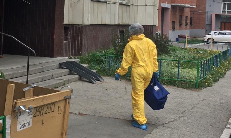 В Челябинской области за минувшие сутки число подтвержденных случаев заболевания коронавирусом со