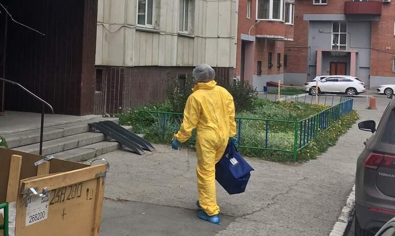 >В Челябинской области за минувшие сутки зарегистрировано 370 новых случаев коронавирусной инф