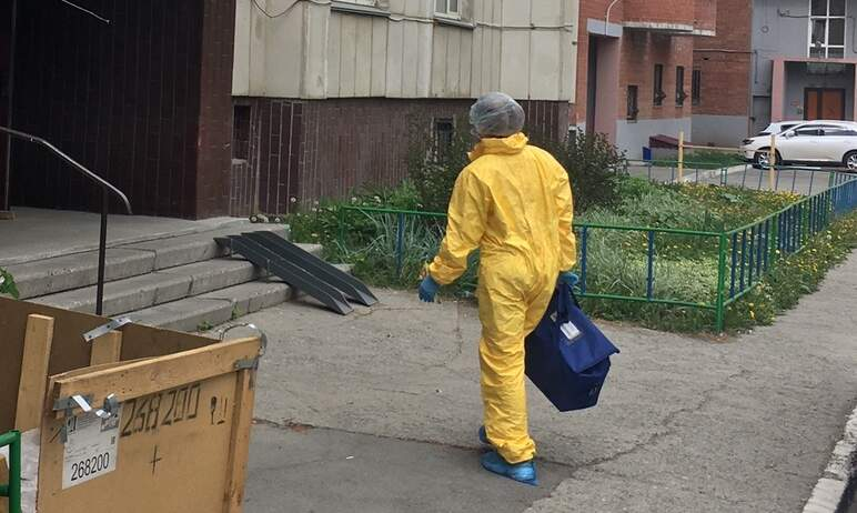 В Челябинской области с начала пандемии заболело коронавирусной инфекцией 105 тысяч 193 жителя. Э