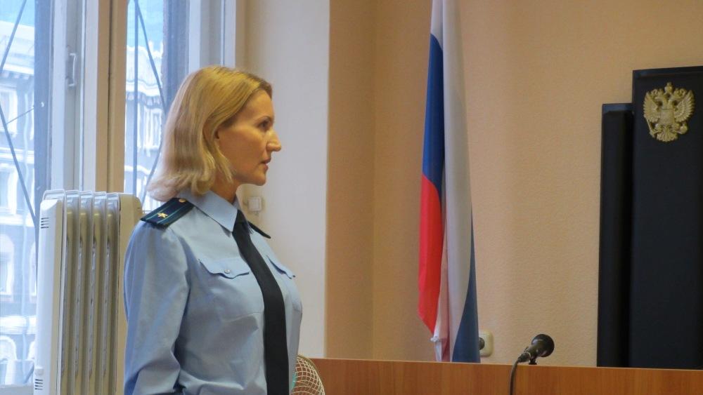 Представитель прокуратуры удивлен тем, какая ситуация сложилась вокруг этого уголовного дела. «Ни