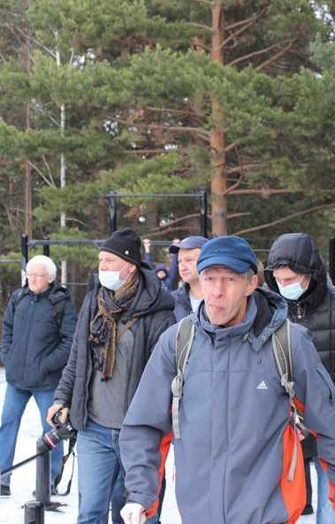 В минувшую субботу, 31 октября, в Челябинске прошел пятый митинг за сохранение Городского бора от