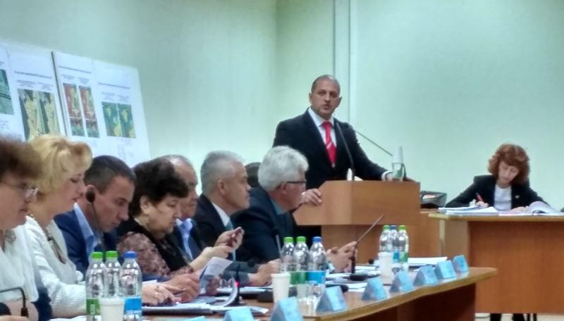 Соответствующее решение принято сегодня, 18 мая, на заседании Собрания депутатов городского округ