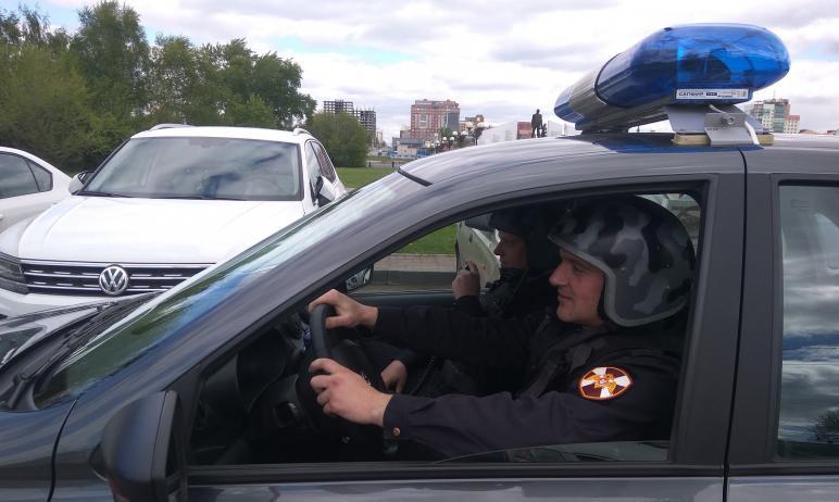 В Челябинске сотрудники Росгвардии неоднократно судимого местного жителя, который с сентября 2020