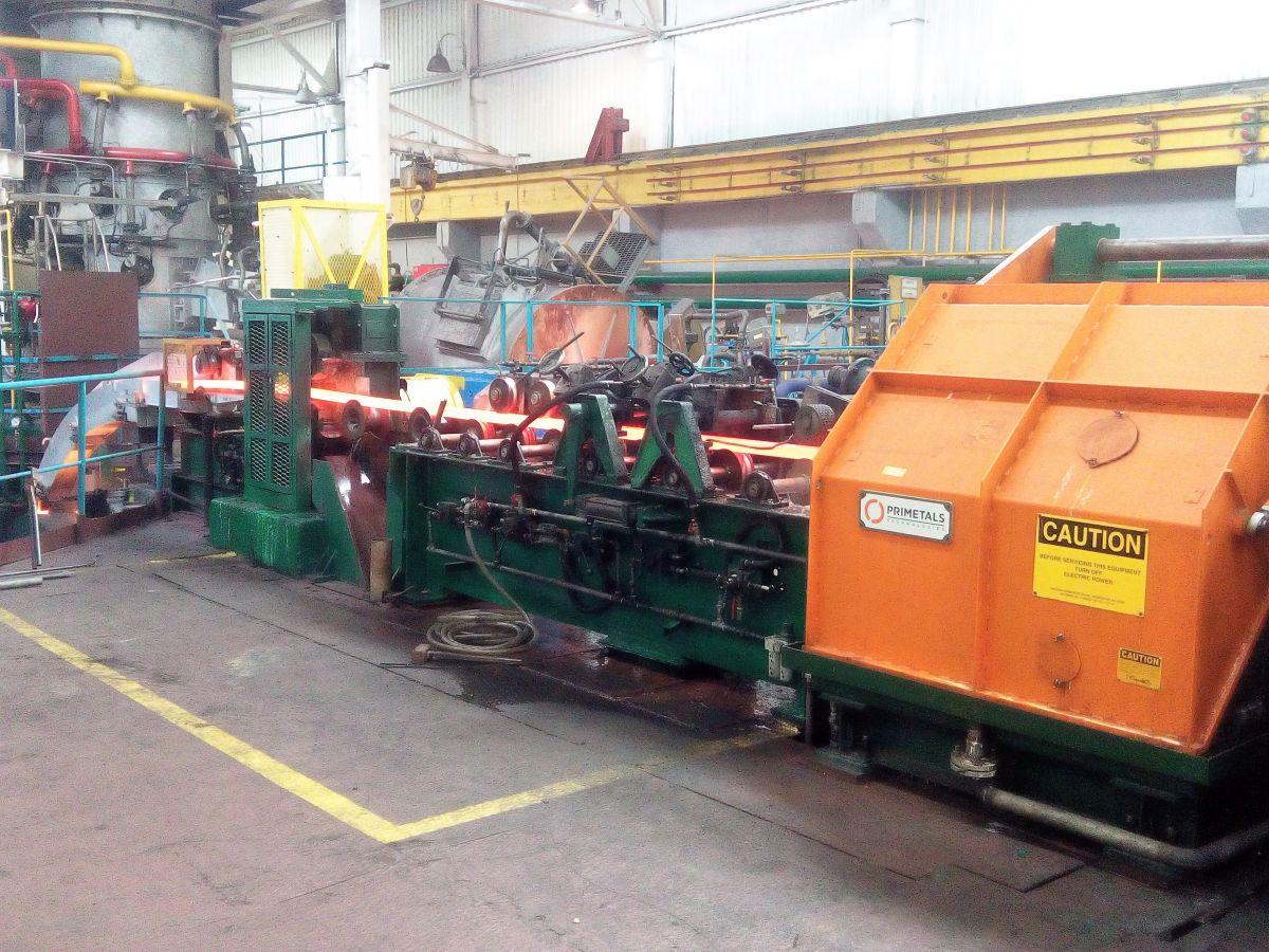 Русская медная компания завершила модернизацию производства медной катанки на «Кыштымском медеэле