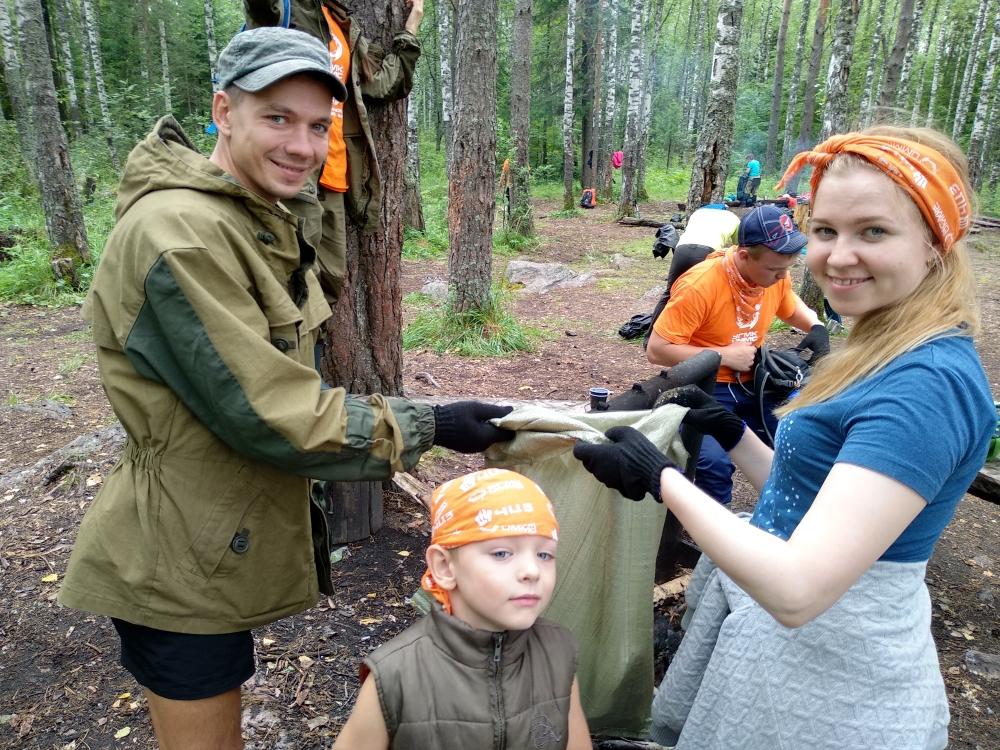 Национальный парк «Таганай» (Челябинская область) завершает волонтерский сезон. В этом году на бл