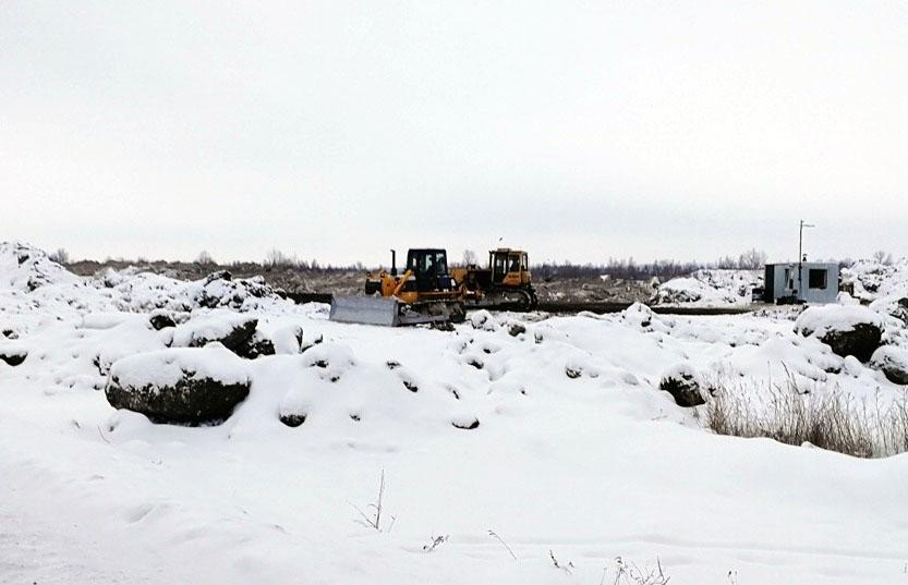 В Челябинске проверят законность складирования снега с реагентами на берегу Первого озера. С прос
