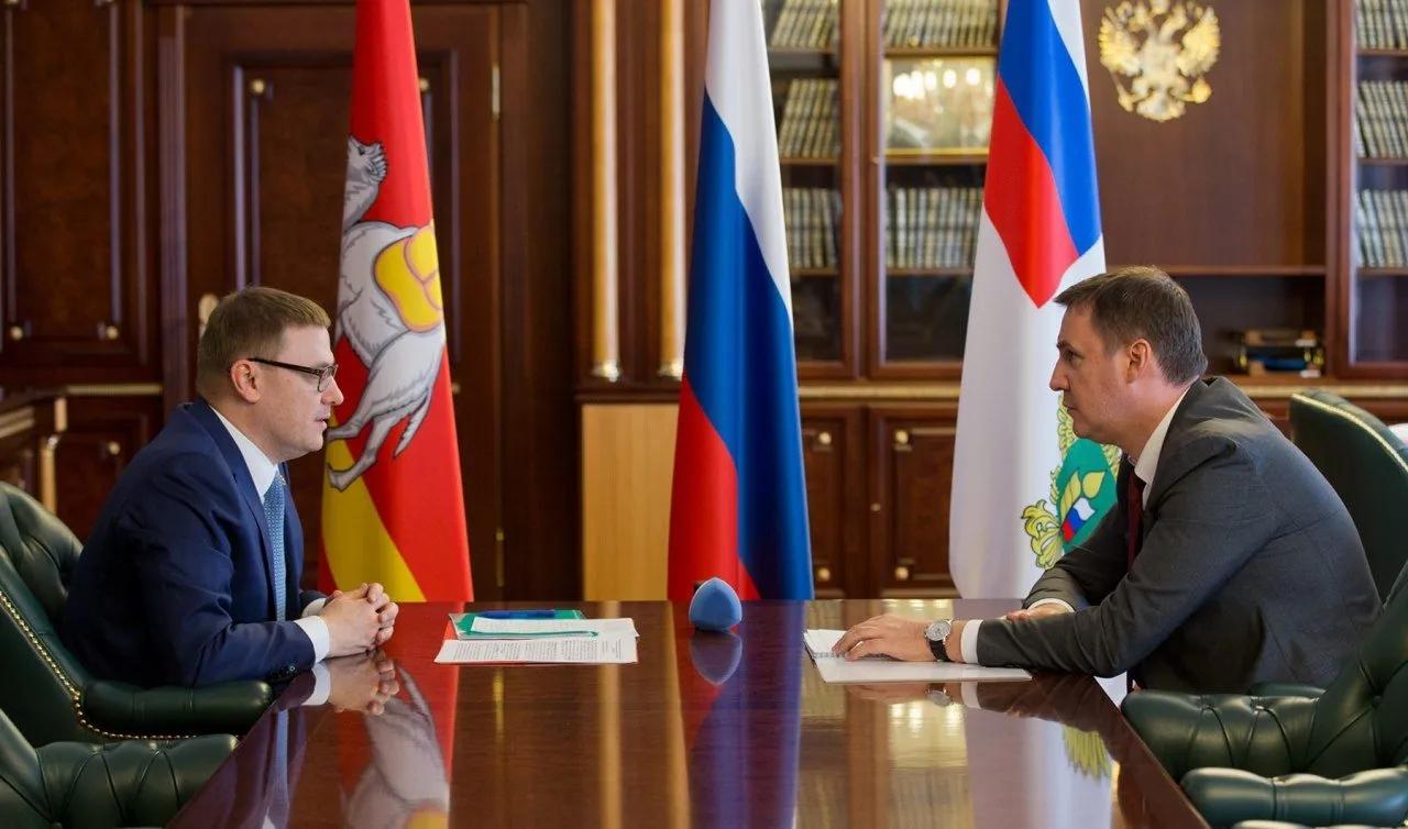 Министр сельского хозяйства Российской Федерации Дмитрий Патрушев вчера, 21-го и