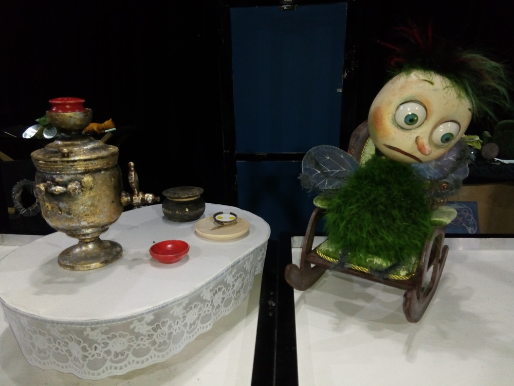 В Челябинском театре кукол имени В.Вольховского в последние дни июня, 29 и 30 июня, с