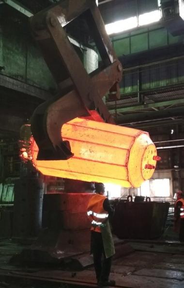 Освоение заводом «Уральская кузница» (Челябинская область, ПАО «Уралкуз», входит в Группу «Мечел»