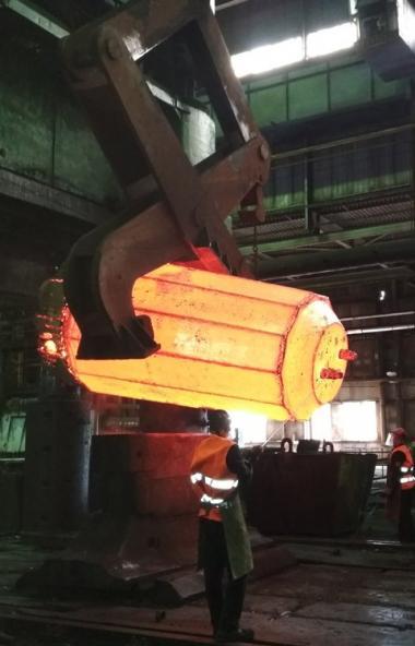 Завод «Уральская кузница» (г.Чебаркуль, Челябинская область) в первом полугодии 2020 года увеличи
