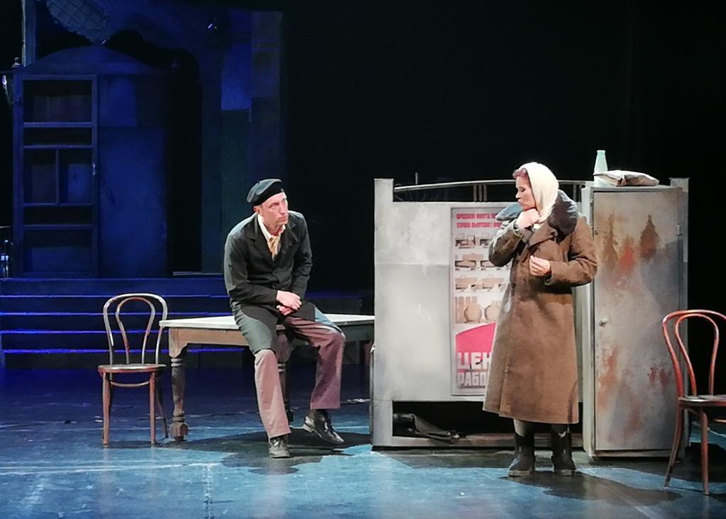 В Челябинске вчера, 26 июня, в театре драмы им. Наума Орлова прошёл предпремьерный показ нового с