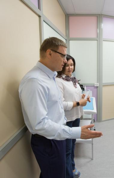 В следующий четверг, 5 сентября, в Челябинске откроется новая поликлиника горбольницы №6, которая