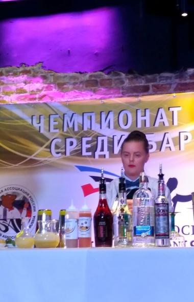 В четверг, семнадцатого сентября, в Челябинске выявили сильнейших среди барменов Уральского федер
