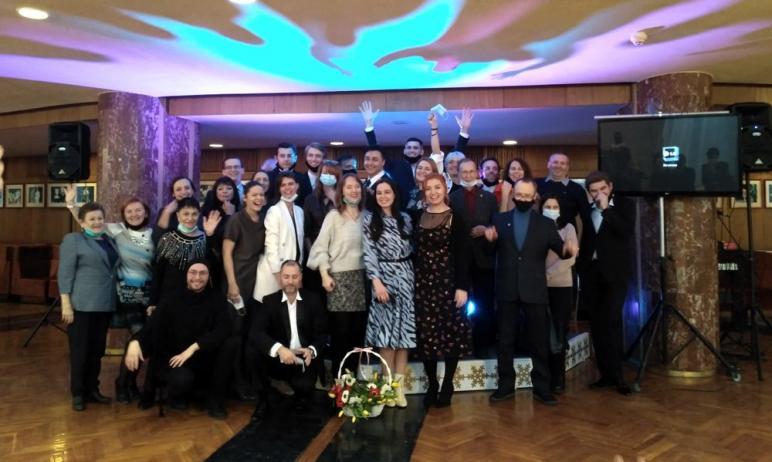 Вчера, 9 декабря, Челябинский театр драмы имени Наума Орлова отпраздновал свой 99-летний день рож