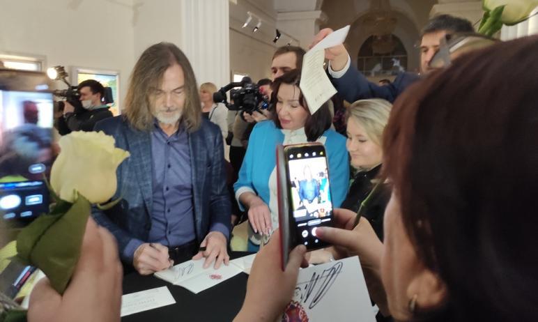 Вчера, 17 марта, в Челябинском государственном музее изобразительных искусств открылась выставка