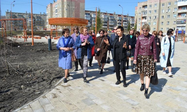 В Карабаше (Челябинская область) прошел выездной мастер-практикум для руководителей детских садов