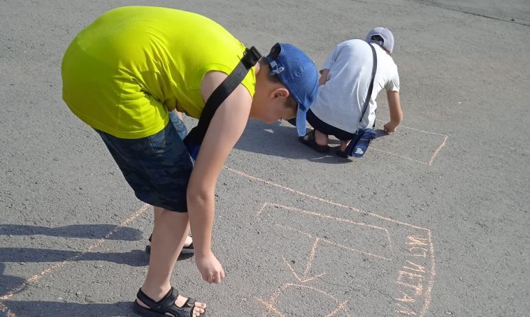 Вчера, 21 июля, в Копейске (Челябинская область) прошла эколого-просветительская акция по пропага