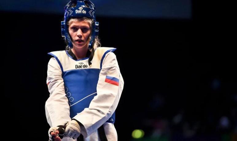 Челябинская тхэквондистка Татьяна Минина сегодня, 25 июля, стала обладателем серебряной медали Ол