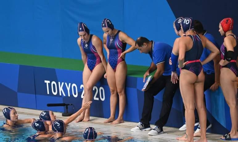 Для женской ватерпольной сборной России, в составе которой выступают три игрока команды «Динамо-У