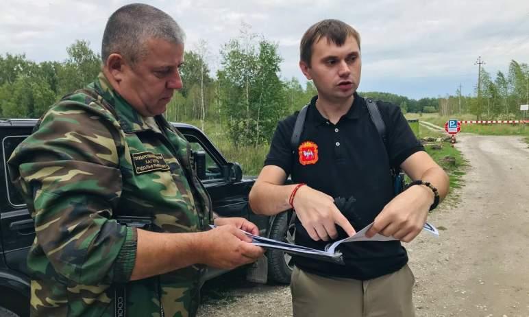 В Челябинской области памятник природы озеро Подборное арендаторы закрыли для посещения. По сообщ