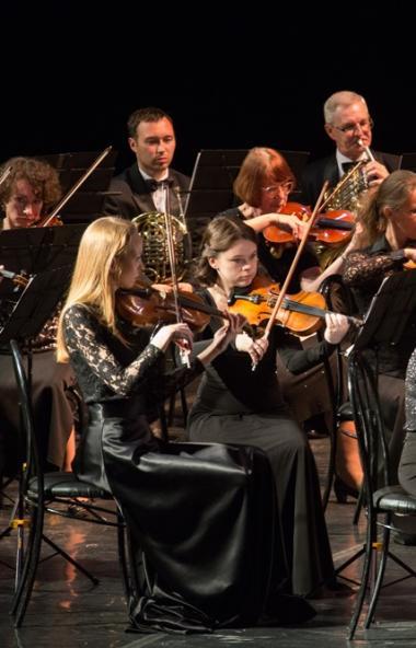 Солисты оперной труппы и оркестр челябинского государственного театра имени Глинки готовятся к ко