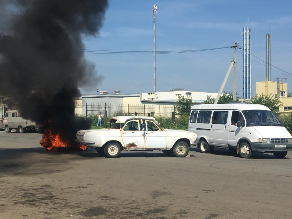 Экстренные службы Челябинска отрепетировали совместные действия при серьезной дорожной аварии с п