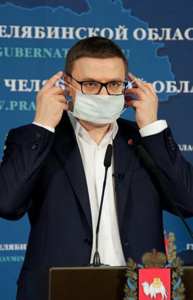 Новосибирская лаборатория «Вектор» подтвердила анализ на коронавирусную инфекцию у пресс-секретар