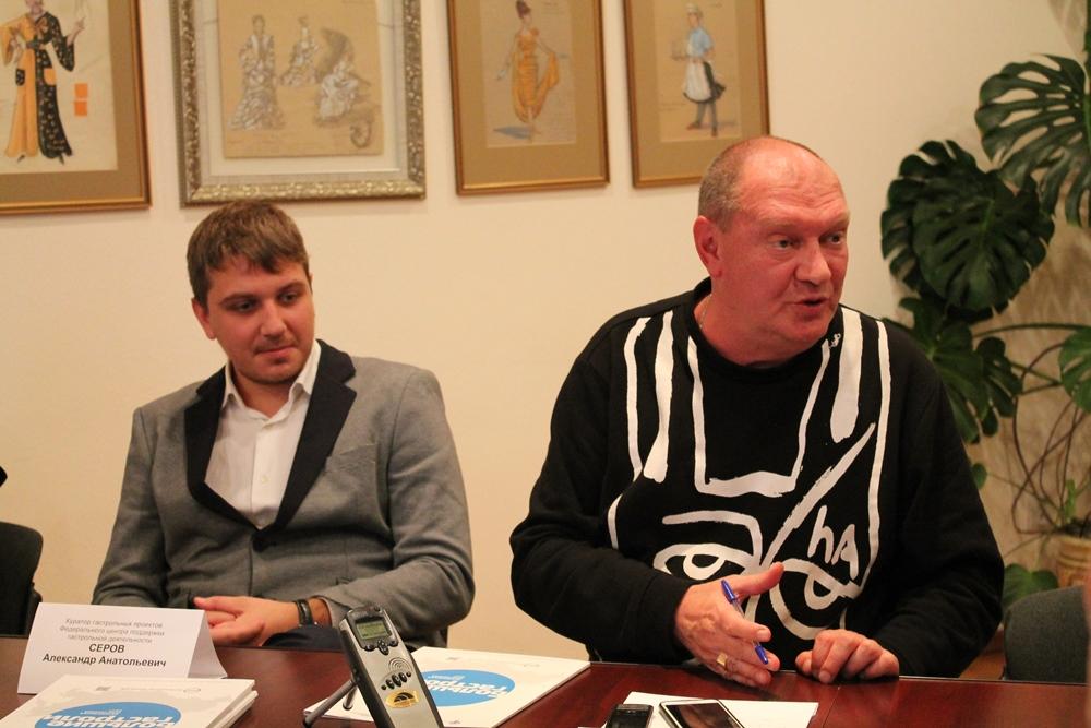 А накануне, 20 октября, гости из Тбилиси провели пресс-конференцию, рассказав о возможностях прое