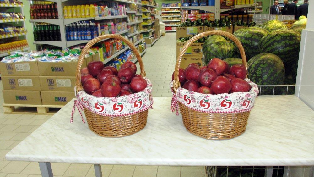 По последним данным «Народного контроля» по региону, набор из 23 продуктов за пред