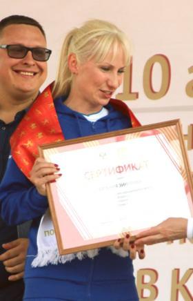 На челябинском легкоатлетическом стадионе им Елесиной завершились финальные старты V областного л