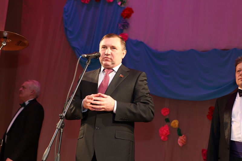 В поселке Федоровка депутата Паутова знают уже не первый год. За время своей работы он многое сде