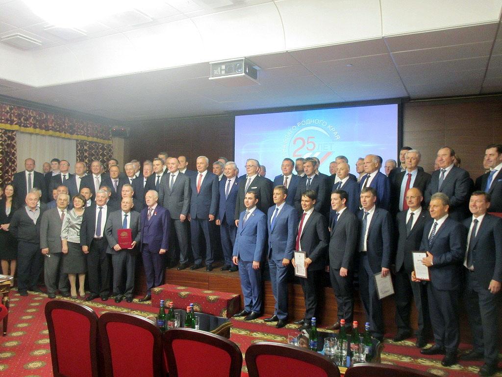 Сегодня, 5 октября, в Челябинске состоялось юбилейное заседание Союза промышленников и предприним