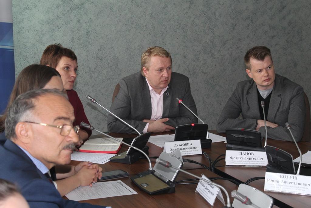 Вопрос об организации в Челябинске специальных мест стал одним из самых острых в рамках круглого