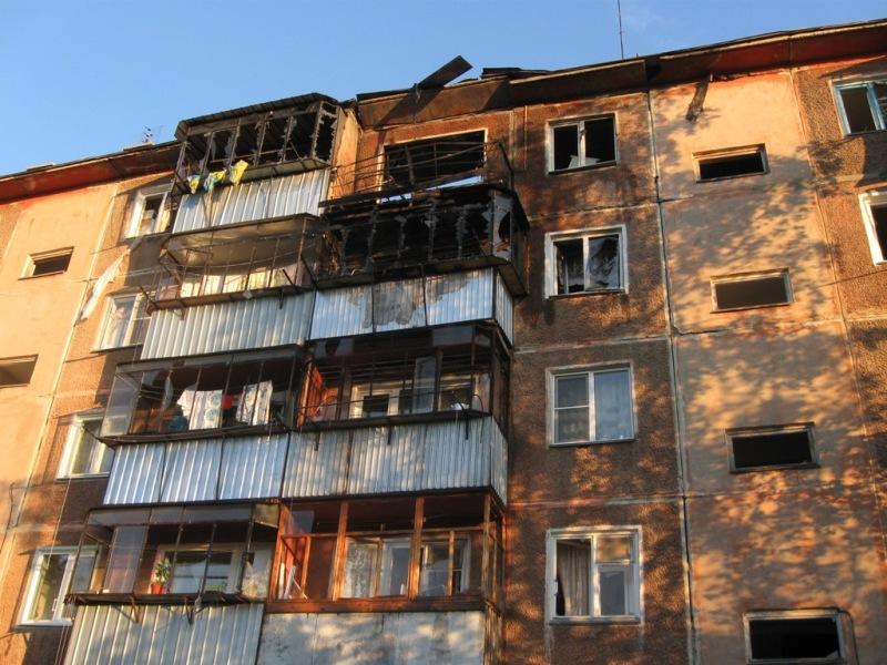 «В поселке Троицкой ГРЭС сейчас работает специальная комиссия на месте пожара, произошедшего из-з