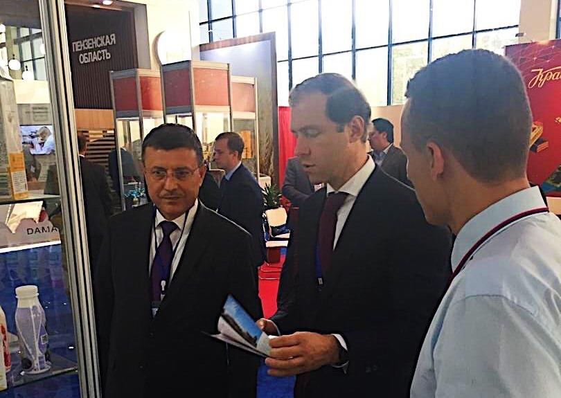 Объединение «Союзпищепром» представило Челябинскую область на первом форуме межрегионального сотр