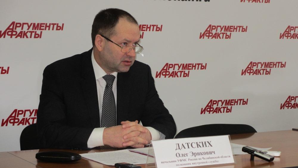 Как стало известно агентству «Урал-пресс-информ» из выступления на состоявшейся в Челябинске прес