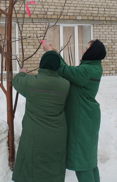 Осужденные женщины, отбывающие наказание в пенитенциарных учреждениях ГУФСИН России по Челябинско